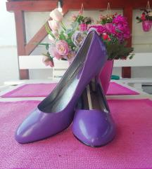 Ljubicaste cipele NOVO / 41