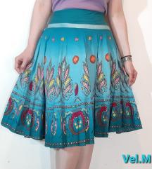 Sarena,letnja suknjica