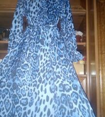 Nova haljina plave boje