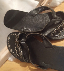 Kožne papuče