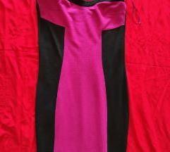 S velicina haljina u dve boje