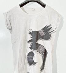 s.Oliver majica original jednom obucena
