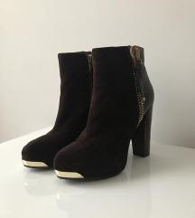 Braon cizme
