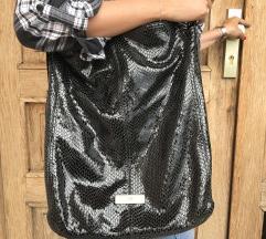 Mona crna velika torba