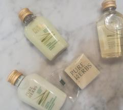 Pure herbs set za put%%%