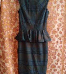 NOVO haljina sa karnerom oko struka