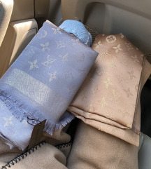Louis Vuitton sal esarpe kasmir svila