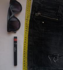 Crna mini teksas MISS SIXTY suknja