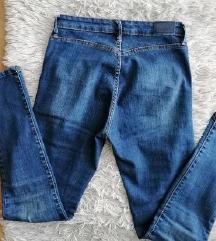 Fioretto high waist push up jeans M