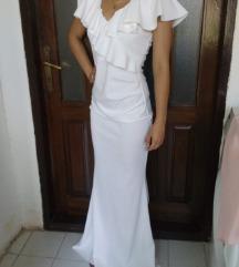 Nova bela duga haljina S
