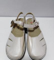 Berkemann nove sandale prirodnma 100%koža