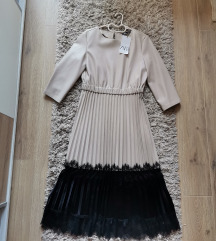 Potpuno nova ZARA kožna haljina