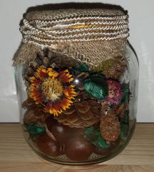 Jesenji detalji, sisarke , kesten cvetici