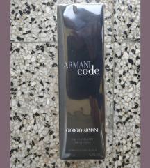 ARMANI Code Homme Eau de Toilette 125ml