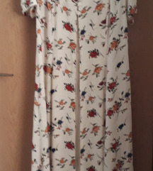 Vintage duga haljina vel 46