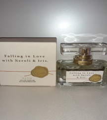 Falling In Love with Neroli & Iris