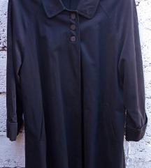 Vintage crni mantil