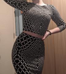 Dvodelna haljina
