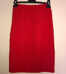Dve crvene suknje