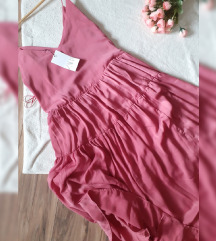 Zara saten haljina