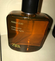 Zara parfem za muskarce-Amber ego-NOVO