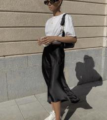 Zara slip suknja