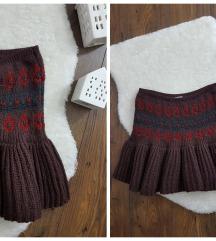 Hugo Boss * S * vuna suknja * NOVO