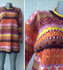 džemper bluza broj L ili XL DINANA