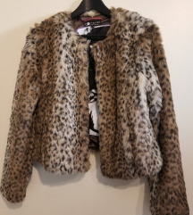 NOVA Pepe Jeans Leopard bunda