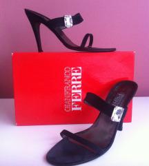 Gianfranco Ferre sandale - papuče na visoku štiklu
