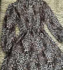 NOVO Tigrasta haljina