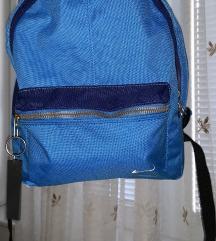Original NIKE plavi ranac