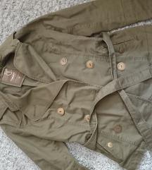 TIMEOUT maslinasta jakna