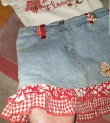 MISS ERGI - teksas suknja sa kernerima 4
