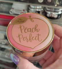Too Faced peach perfect travel