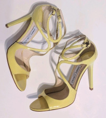 JIMMY CHOO 'Lang' cipele na stiklu 36.5