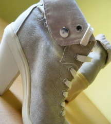 Cipele Platnene  -  New Yorker