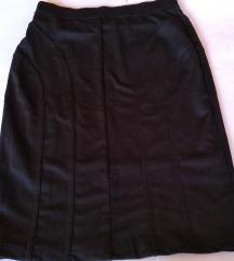 Suknja sa steznikom