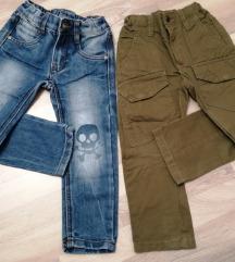 Pantalone (2kom.) - vel. 98