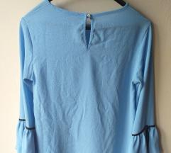 Plava bluzica