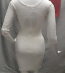 Blondy bela haljina