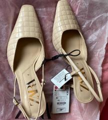 Kozne Zara sandalete nove