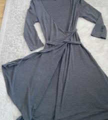 Kikiriki haljina na preklop_M vel