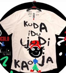 Majica iz kolekcije Ace Lukasa