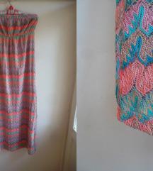 Accessorize maxi top haljina, kao koncana, M