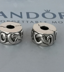 PANDORA Klipse