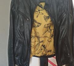 Kožna jakna
