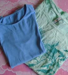 Dve majice, FB sister i plava bez rukava