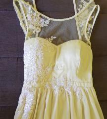 Duga vecernja haljina