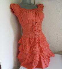 Kajsija italijanska haljinica S/M
